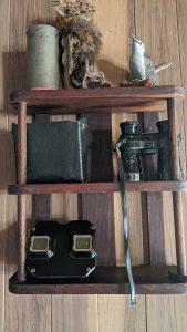 Cabin 1 Nature decor