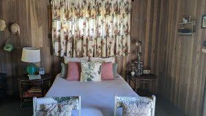 Cabin 2 Nurture decor