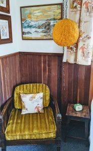 Cabin 8 Make decor