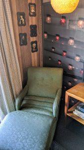 Cabin 12 Curious-er decor