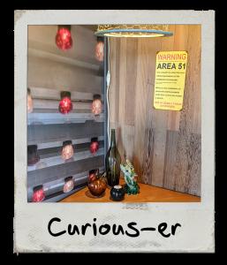 Cabin 12 Curious-er