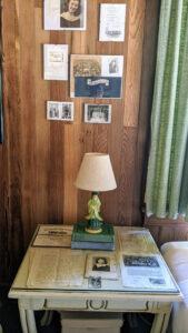 William & Mildred Suite decor