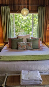 William & Mildred Suite bed